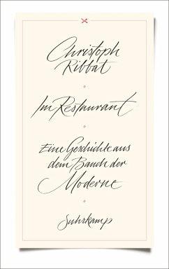 Im Restaurant (eBook, ePUB) - Ribbat, Christoph