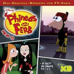 Disney - Phineas und Ferb - Folge 13 (MP3-Download) - Bingenheimer, Gabriele