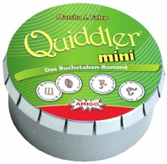Quiddler mini (Kartenspiel)