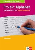 Projekt Alphabet. Schreibtrainer