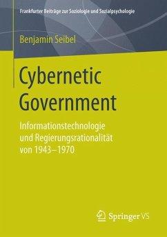 Cybernetic Government - Seibel, Benjamin