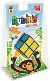 Jumbo 03985 - Rubiks Junior, Zauberwürfel-Einstieg, Geschicklichkeitsspiel