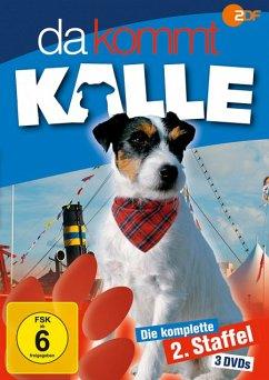 Da kommt Kalle - Die komplette 2. Staffel (3 Di...