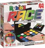 Jumbo 03986 - Rubiks Race, Zauberwürfel-Shaker, Geschicklichkeitsspiel