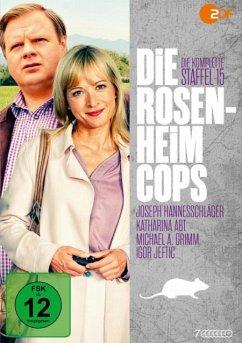 Die Rosenheim-Cops - Die komplette fünfzehnte Staffel [7 DVDs] DVD-Box