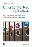 Office 2016 für Mac - Das Profibuch (eBook, ePUB)