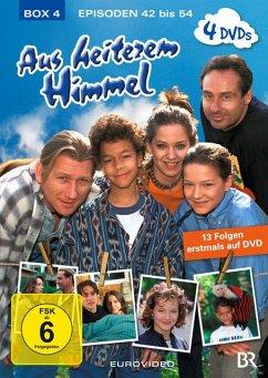 Aus heiterem Himmel - Die komplette vierte Staffel (4 Discs) - Daniel Friedrich/Michael Fitz