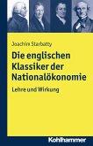 Die englischen Klassiker der Nationalökonomie (eBook, ePUB)