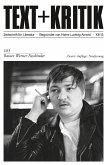 TEXT+KRITIK 103/2. Aufl. Neuf. - Rainer Werner Fassbinder (eBook, PDF)