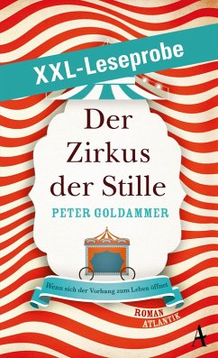 XXL-Leseprobe: Goldammer - Zirkus (eBook, ePUB) - Goldammer, Peter