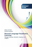 Second Language Vocabulary Learning