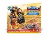 Skylanders SuperChargers, Nintendo Dual Pack 1, Turbo Charge Donkey Kong, Barrel Blaster, 2 Figuren
