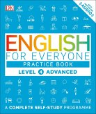 English for Everyone - Level 4 Advanced: Practice Book