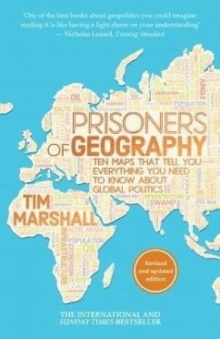 Prisoners of Geography - Marshall, Tim