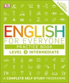 English for Everyone - Level 3 Intermediate: Practice Book