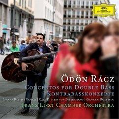 Concertos For Double Bass - Ödön Racz/Franz Liszt Chamber Orchestra