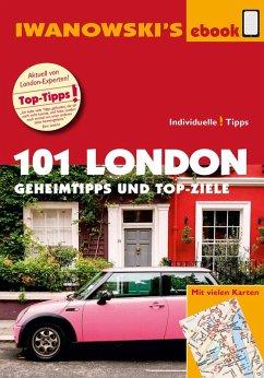 101 London - Reiseführer von Iwanowski (eBook, PDF) - Hart, Simon; Nielitz-Hart, Lilly