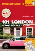 101 London - Reiseführer von Iwanowski (eBook, ePUB)