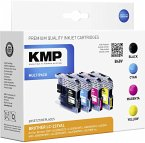 KMP B48V Multipack kompatibel mit Brother LC-223 BK/C/M/Y