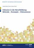 Inklusion in der Berufsbildung: Befunde - Konzepte - Diskussionen (eBook, PDF)