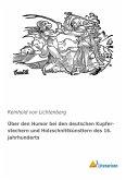 Über den Humor bei den deutschen Kupferstechern und Holzschnittkünstlern des 16. Jahrhunderts