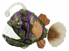 Roboter-Fisch Robo Fish Deep Sea, Anglerfish Grün