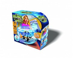 Roboter-Fisch Robo Fish Deep Sea, Wimple Playset