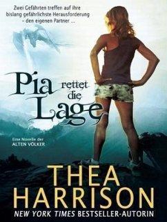 Pia rettet die Lage (eBook, ePUB)