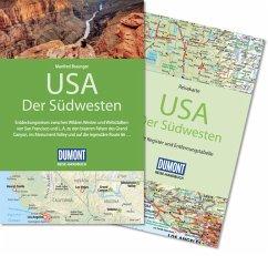 DuMont Reise-Handbuch Reiseführer USA, Der Südwesten - Braunger, Manfred