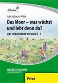 Das Moor – was wächst und lebt denn da? (PR)