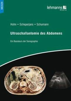 Ultraschallanatomie des Abdomens