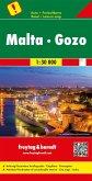 Freytag & Berndt Autokarte Malta - Gozo