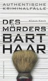 Des Mörders Barthaar (eBook, ePUB)