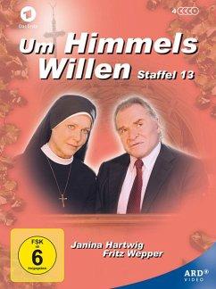 Um Himmels Willen - Staffel 13 DVD-Box