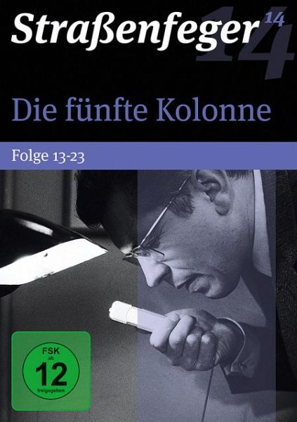 Die fünfte Kolonne - Box 2 - Straßenfeger Vol. 14 DVD-Box