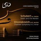 Der Tod Und Das Mädchen/Kammersinfonie In C-Moll