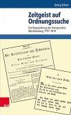 Zeitgeist auf Ordnungssuche (eBook, PDF)