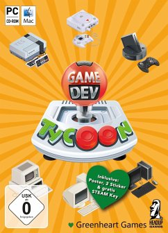 Game Dev Tycoon - Collector´s Edition (PC+Mac)