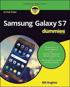 Samsung Galaxy S7 for Dummies - Hughes, Bill