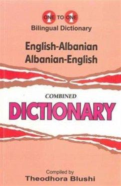 English-Albanian & Albanian-English One-to-One Dictionary (Exam-Suitable) - Blushi, T.