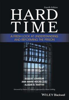 Hard Time P - Johnson, Robert; Rocheleau, Ann Marie; Martin, Alison B.