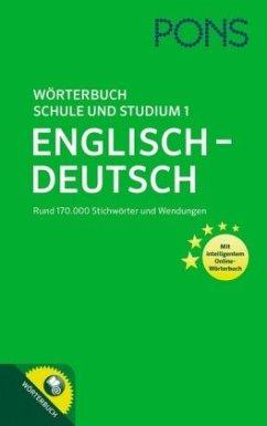 PONS Wörterbuch für Schule und Studium 1