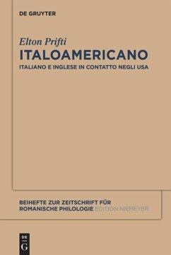 Italoamericano - Prifti, Elton