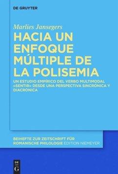 Hacia un enfoque múltiple de la polisemia - Jansegers, Marlies