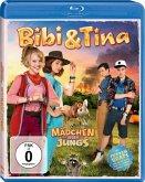 Bibi & Tina, 3. Kinofilm: Mädchen gegen Jungs, 1 Blu-ray