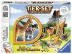 Ravensburger 00746 - tiptoi® Tier Set Im Zeitalter der Dinosaurier