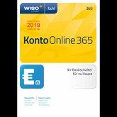 WISO Konto Online 365 Tage (Version 2019) (Download für Windows)