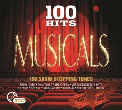 100 Hits Musicals - Digipack