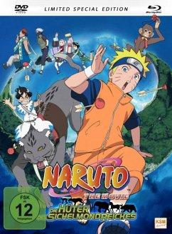 Naruto The Movie 3 - Die Hüter des Sichelmondreiches Special Limited Edition