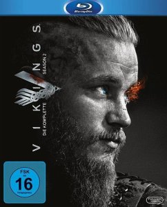 Vikings - Season 2 BLU-RAY Box - Keine Informationen